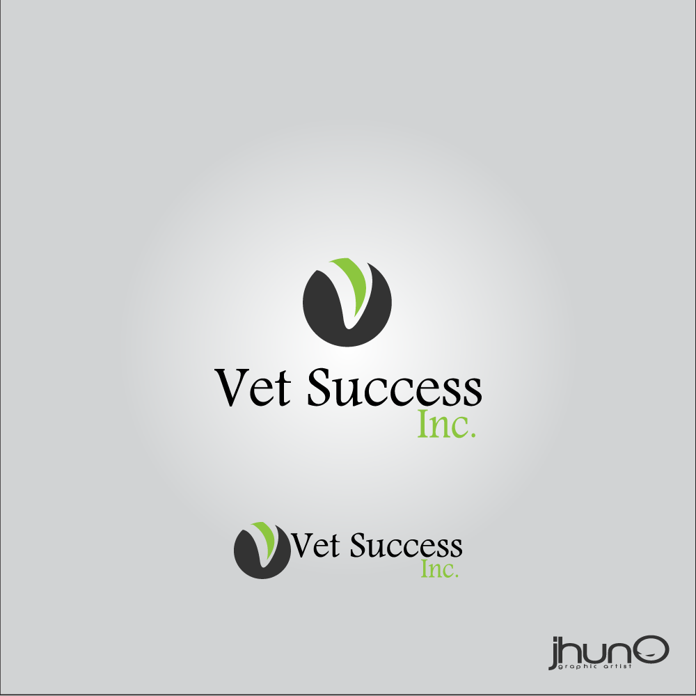 Logo Design by zesthar - Entry No. 8 in the Logo Design Contest Imaginative Logo Design for Vet Success Inc..
