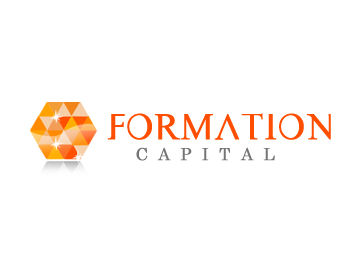 Logo Design by Crystal Desizns - Entry No. 84 in the Logo Design Contest Inspiring Logo Design for Formation Capital.