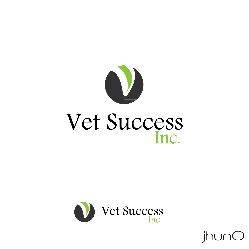 Logo Design by zesthar - Entry No. 9 in the Logo Design Contest Imaginative Logo Design for Vet Success Inc..