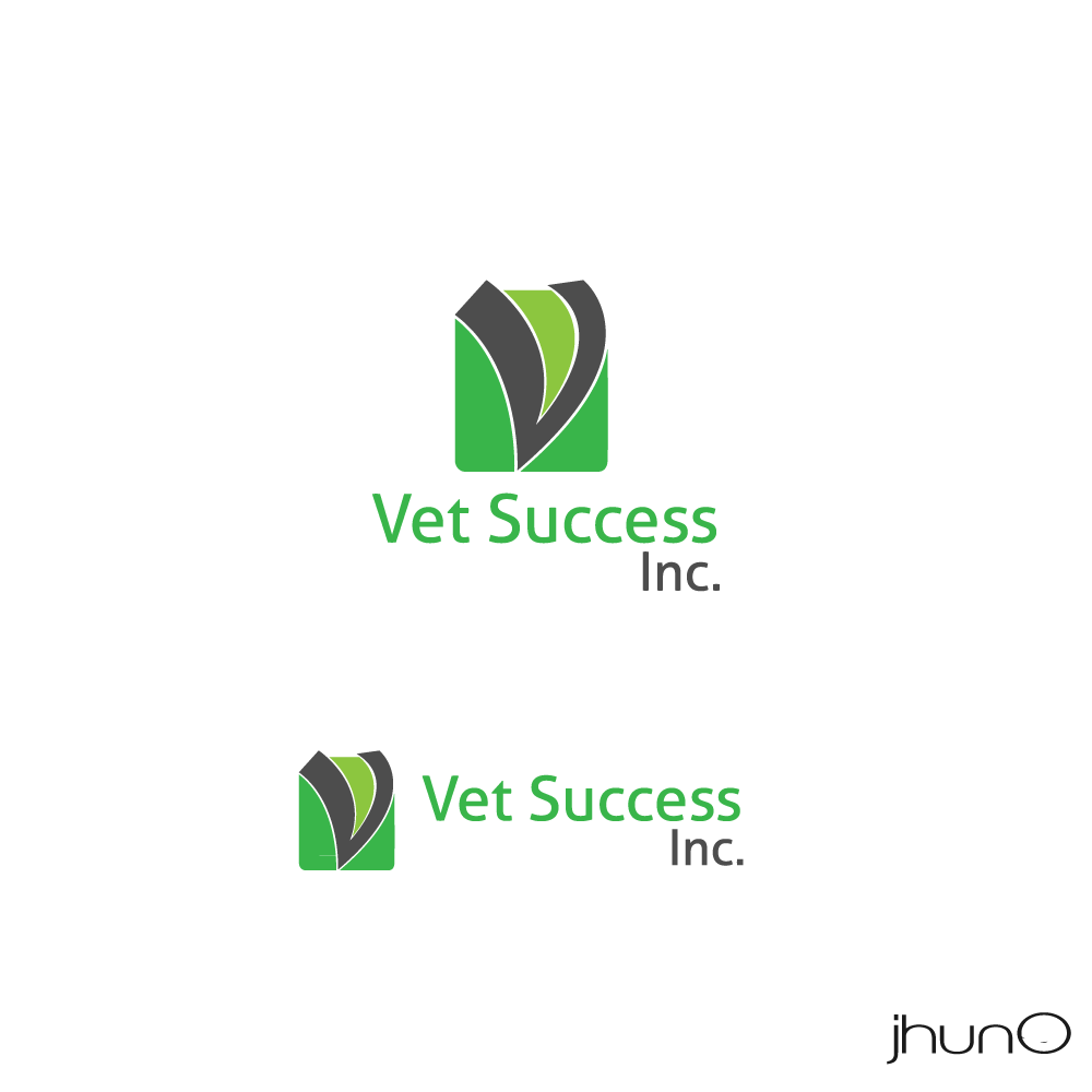 Logo Design by zesthar - Entry No. 10 in the Logo Design Contest Imaginative Logo Design for Vet Success Inc..