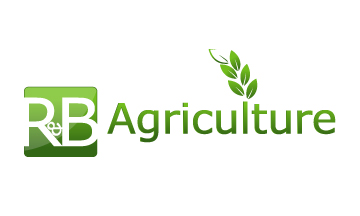 Logo Design by Mobin Asghar - Entry No. 61 in the Logo Design Contest Captivating Logo Design for R & B Agriculture.