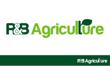 Logo Design by Mobin Asghar - Entry No. 62 in the Logo Design Contest Captivating Logo Design for R & B Agriculture.