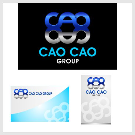 Logo Design by brown_hair - Entry No. 278 in the Logo Design Contest cao cao group pty ltd Logo Design.