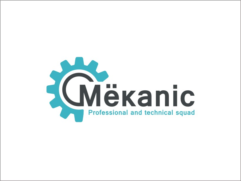 Logo Design by RED HORSE design studio - Entry No. 268 in the Logo Design Contest Creative Logo Design for MËKANIC - Professional and technical squad.