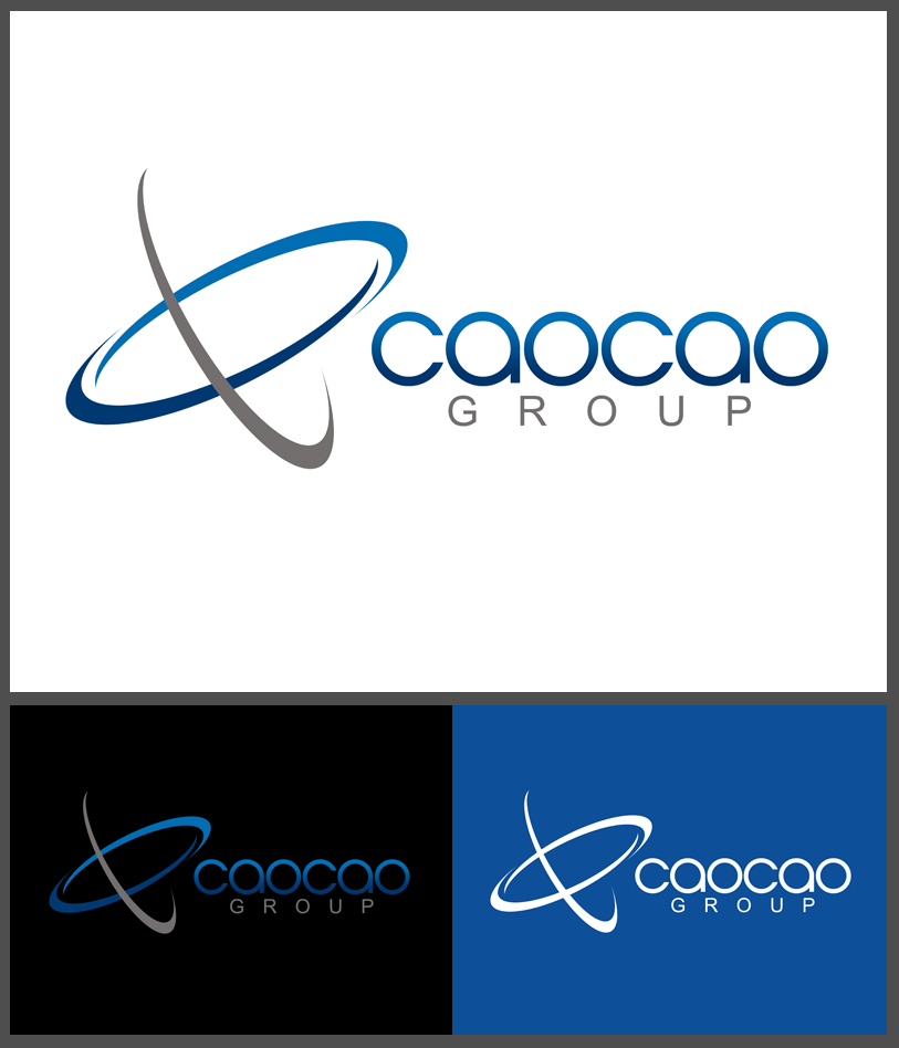 Logo Design by Private User - Entry No. 281 in the Logo Design Contest cao cao group pty ltd Logo Design.
