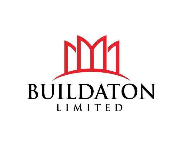 Logo Design by ronny - Entry No. 8 in the Logo Design Contest Artistic Logo Design for Buildaton Limited.