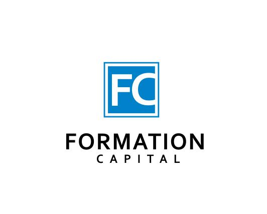 Logo Design by ronny - Entry No. 93 in the Logo Design Contest Inspiring Logo Design for Formation Capital.