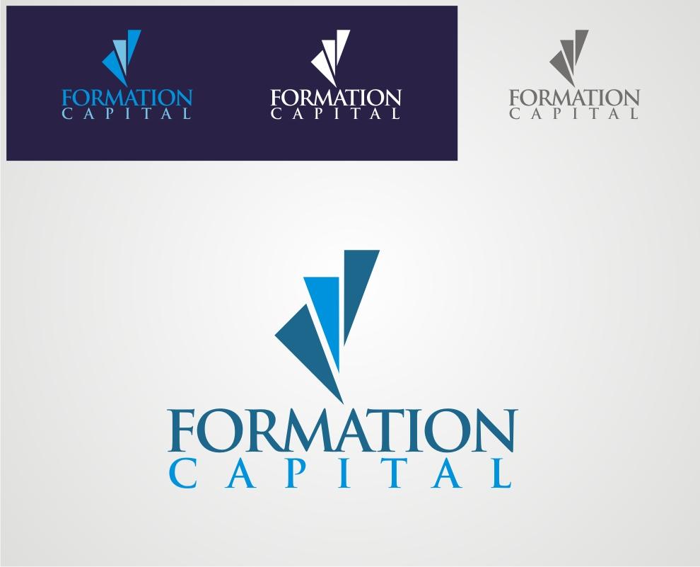 Logo Design by Reivan Ferdinan - Entry No. 94 in the Logo Design Contest Inspiring Logo Design for Formation Capital.