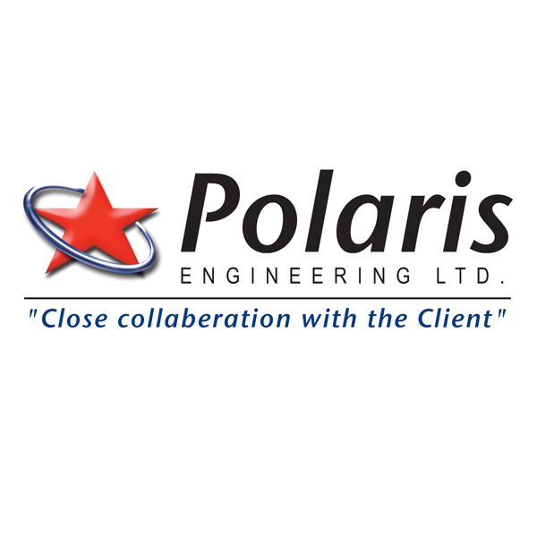 Logo Design by pressman54 - Entry No. 97 in the Logo Design Contest Polaris Engineering Ltd.