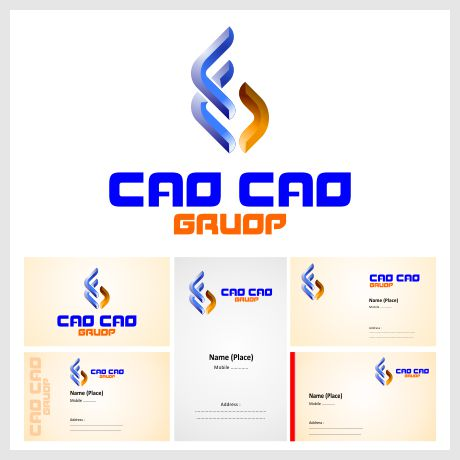 Logo Design by brown_hair - Entry No. 285 in the Logo Design Contest cao cao group pty ltd Logo Design.