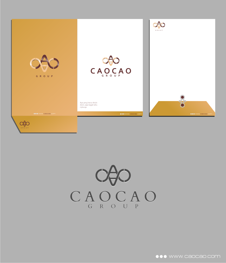 Logo Design by graphicleaf - Entry No. 286 in the Logo Design Contest cao cao group pty ltd Logo Design.