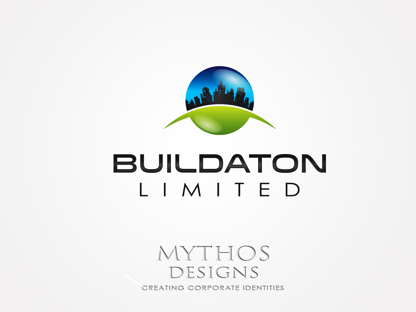 Logo Design by Mythos Designs - Entry No. 15 in the Logo Design Contest Artistic Logo Design for Buildaton Limited.