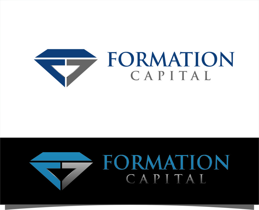 Logo Design by RoSyid Rono-Rene On Java - Entry No. 98 in the Logo Design Contest Inspiring Logo Design for Formation Capital.