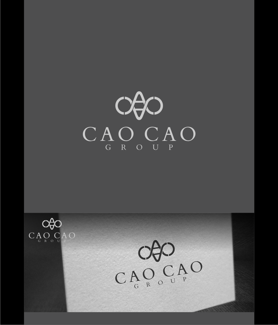 Logo Design by Muhammad Nasrul chasib - Entry No. 289 in the Logo Design Contest cao cao group pty ltd Logo Design.