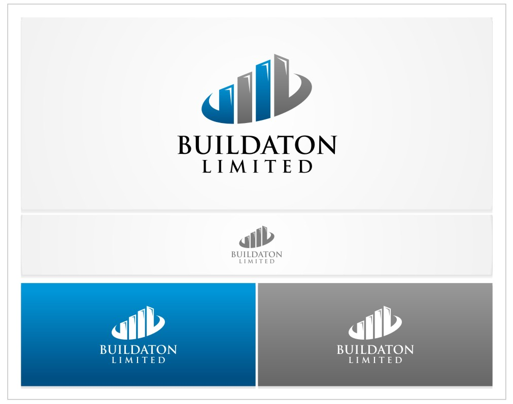 Logo Design by untung - Entry No. 17 in the Logo Design Contest Artistic Logo Design for Buildaton Limited.