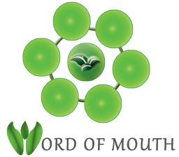 Logo Design by Neena - Entry No. 47 in the Logo Design Contest Word Of Mouth.