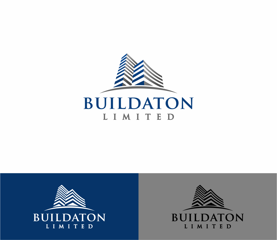 Logo Design by haidu - Entry No. 18 in the Logo Design Contest Artistic Logo Design for Buildaton Limited.