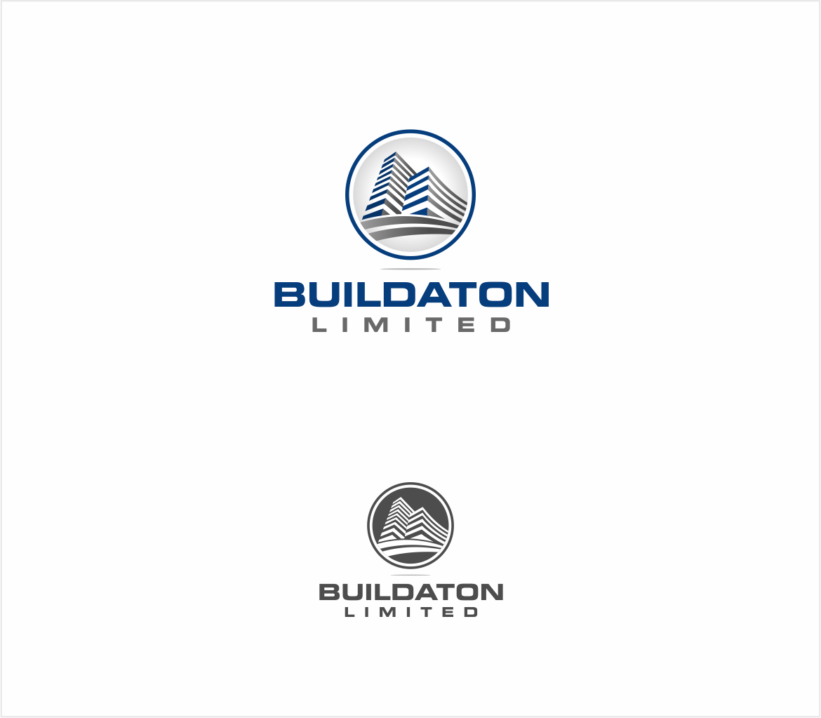 Logo Design by haidu - Entry No. 19 in the Logo Design Contest Artistic Logo Design for Buildaton Limited.