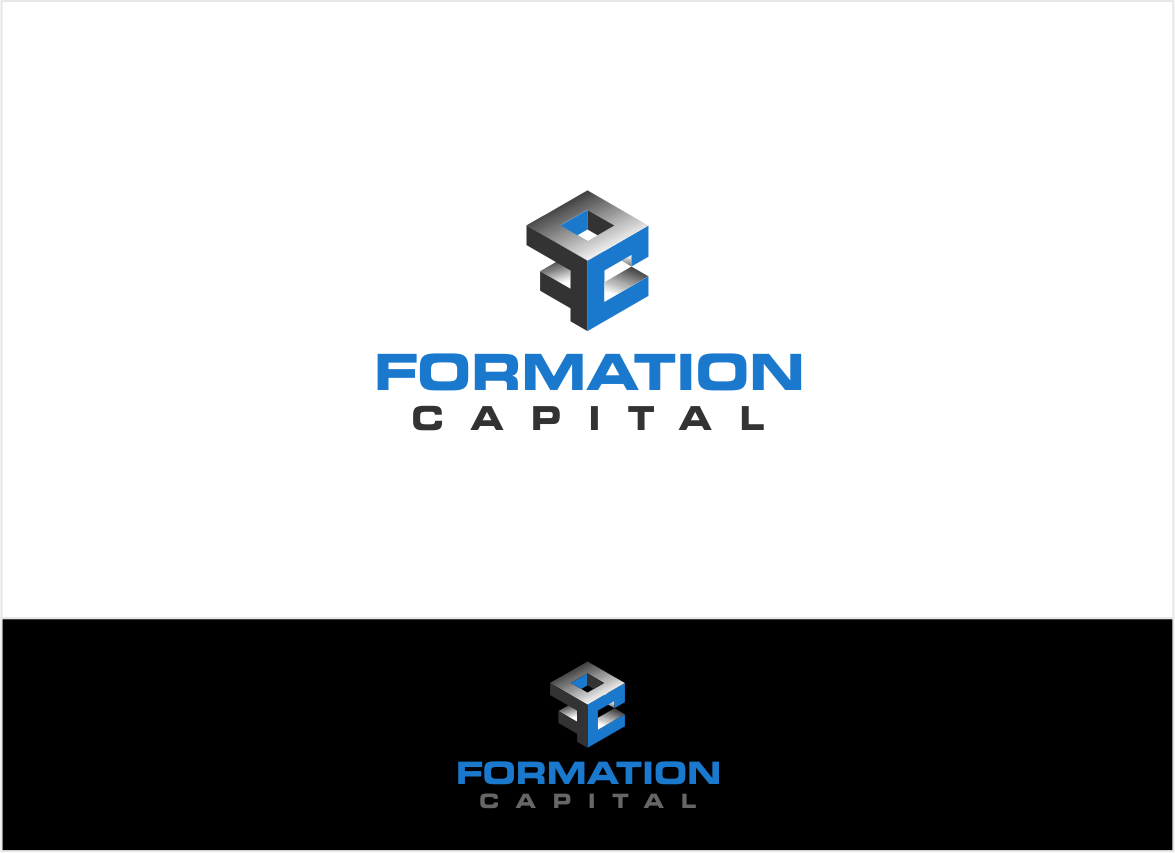 Logo Design by haidu - Entry No. 101 in the Logo Design Contest Inspiring Logo Design for Formation Capital.