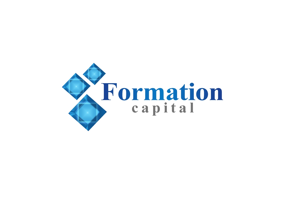Logo Design by Respati Himawan - Entry No. 103 in the Logo Design Contest Inspiring Logo Design for Formation Capital.