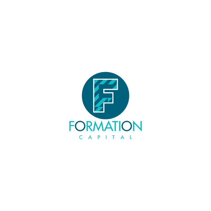 Logo Design by kianoke - Entry No. 104 in the Logo Design Contest Inspiring Logo Design for Formation Capital.