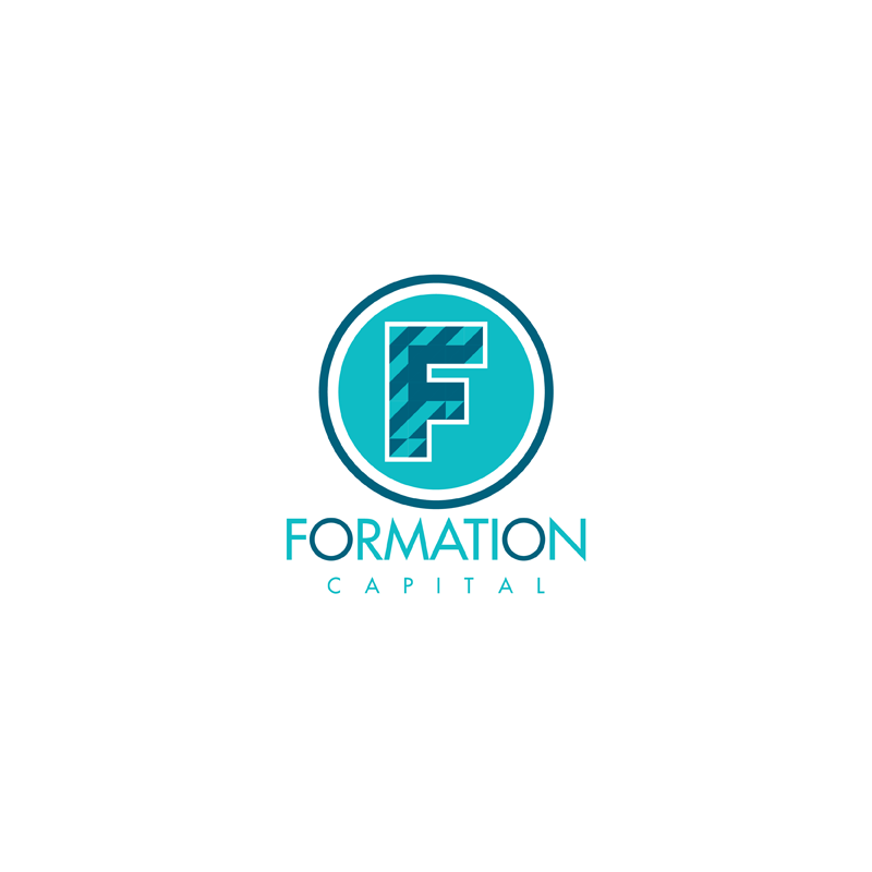 Logo Design by kianoke - Entry No. 105 in the Logo Design Contest Inspiring Logo Design for Formation Capital.