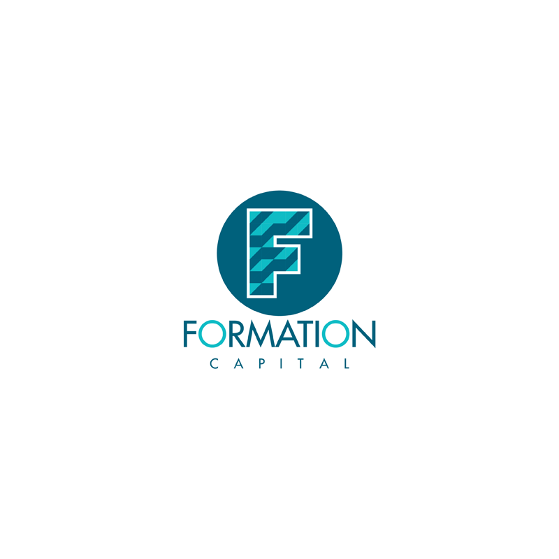 Logo Design by kianoke - Entry No. 107 in the Logo Design Contest Inspiring Logo Design for Formation Capital.