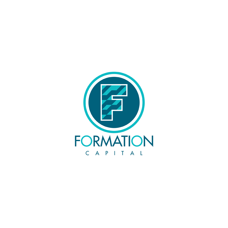 Logo Design by kianoke - Entry No. 108 in the Logo Design Contest Inspiring Logo Design for Formation Capital.