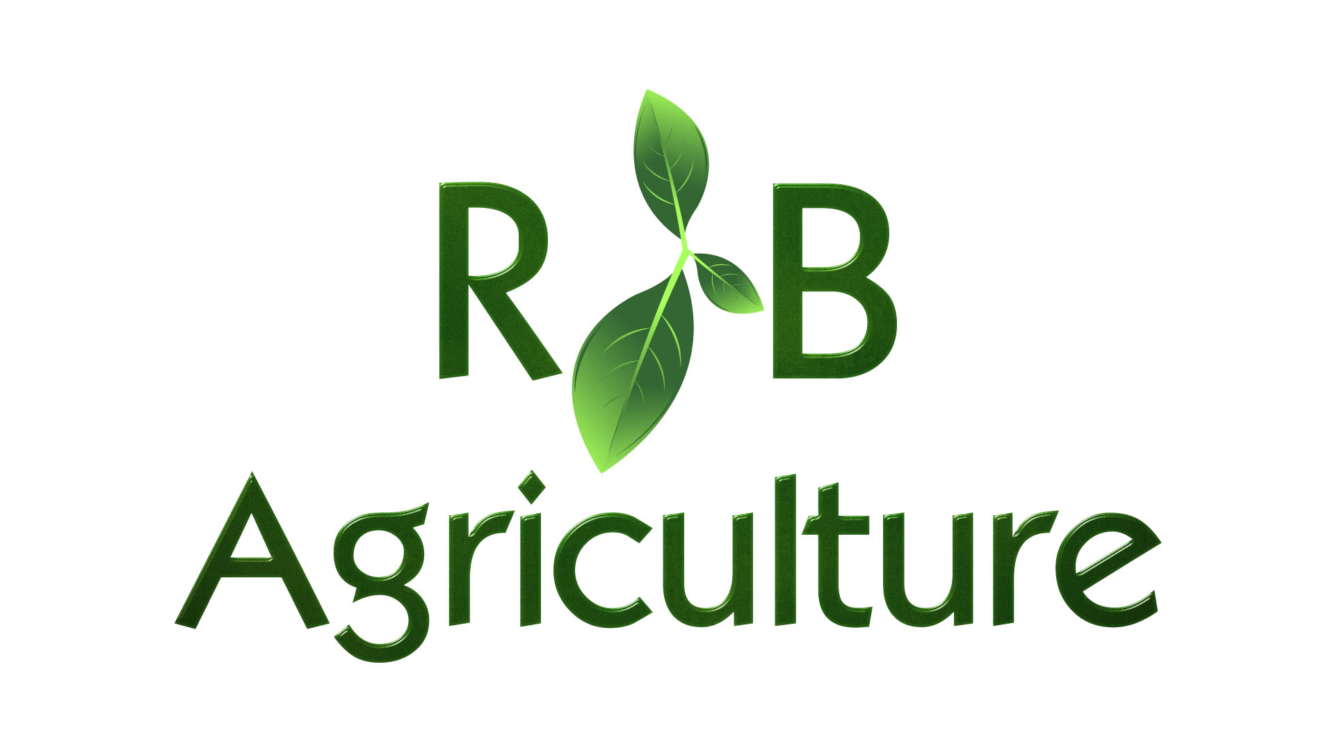 Logo Design by Mohammad Buhnad - Entry No. 81 in the Logo Design Contest Captivating Logo Design for R & B Agriculture.