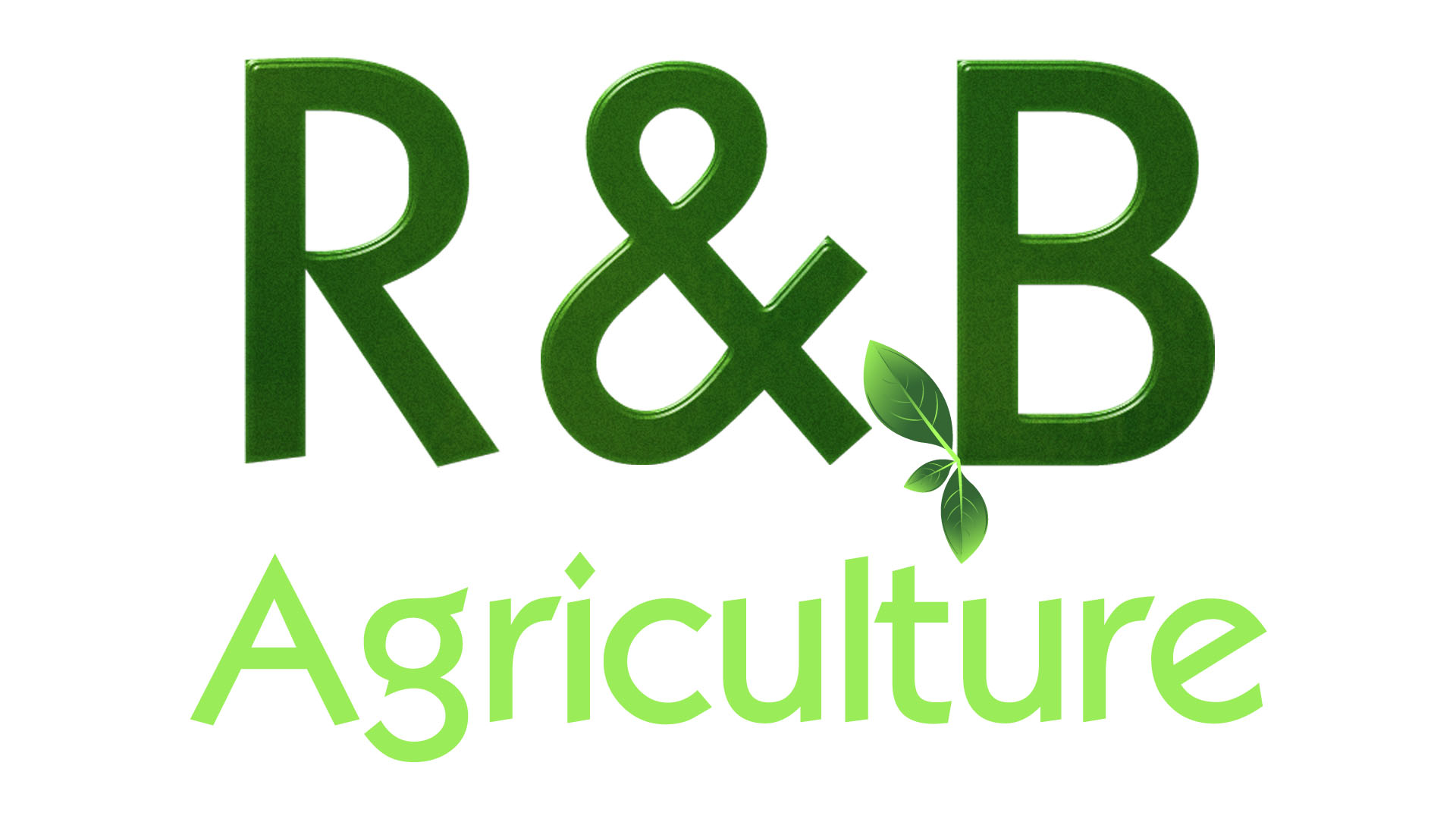 Logo Design by Mohammad Buhnad - Entry No. 83 in the Logo Design Contest Captivating Logo Design for R & B Agriculture.