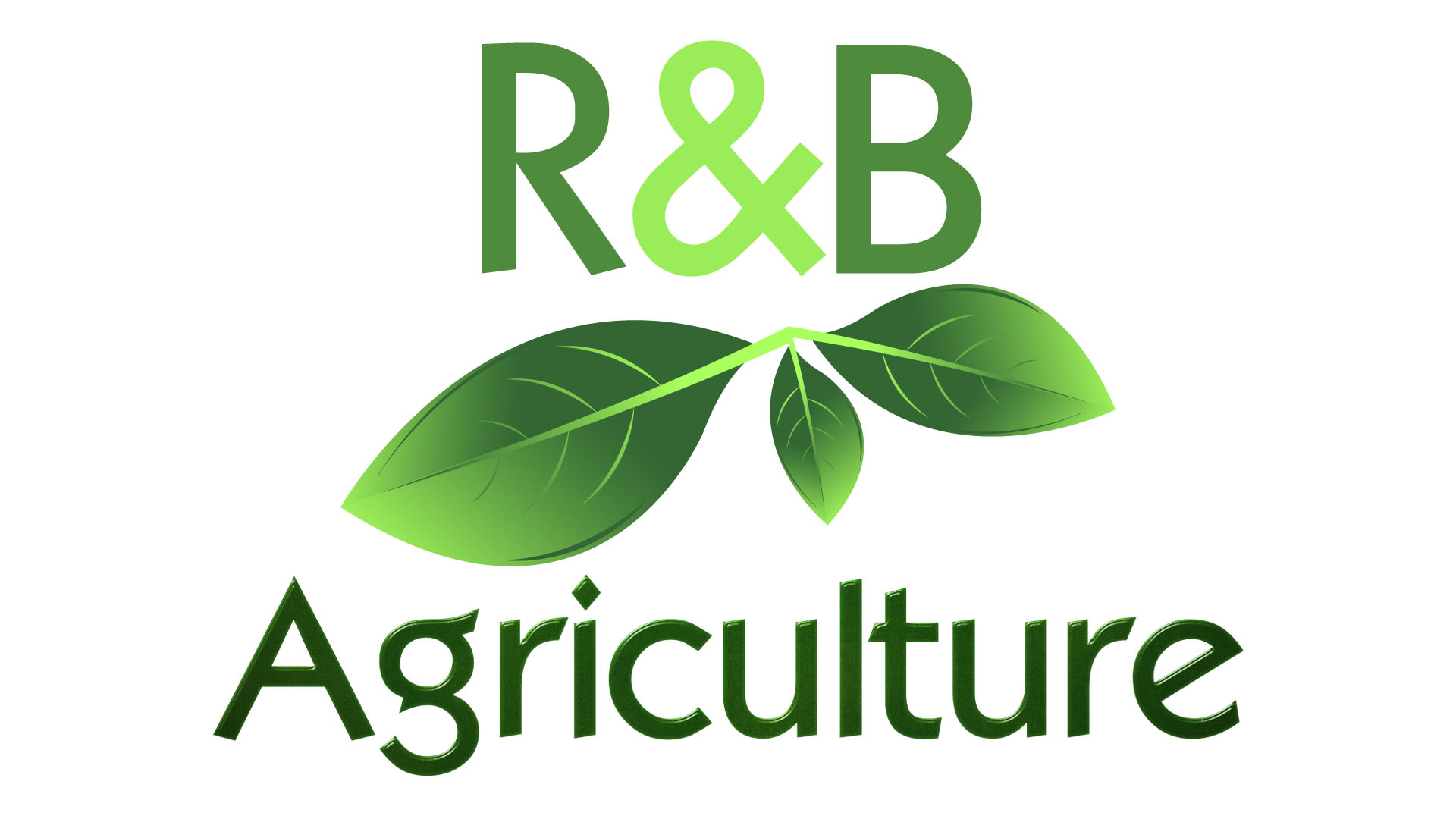 Logo Design by Mohammad Buhnad - Entry No. 84 in the Logo Design Contest Captivating Logo Design for R & B Agriculture.