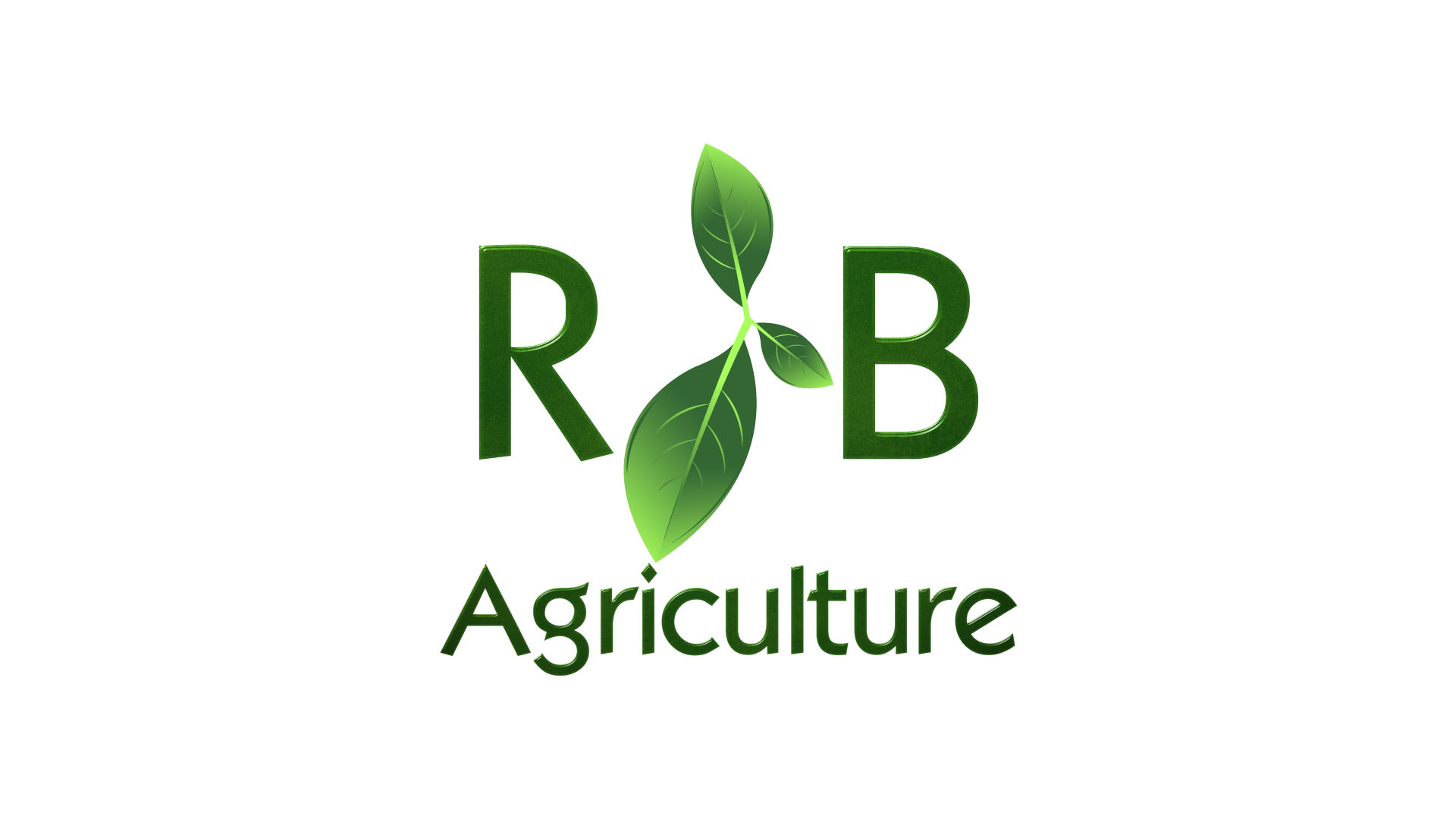 Logo Design by Mohammad Buhnad - Entry No. 87 in the Logo Design Contest Captivating Logo Design for R & B Agriculture.