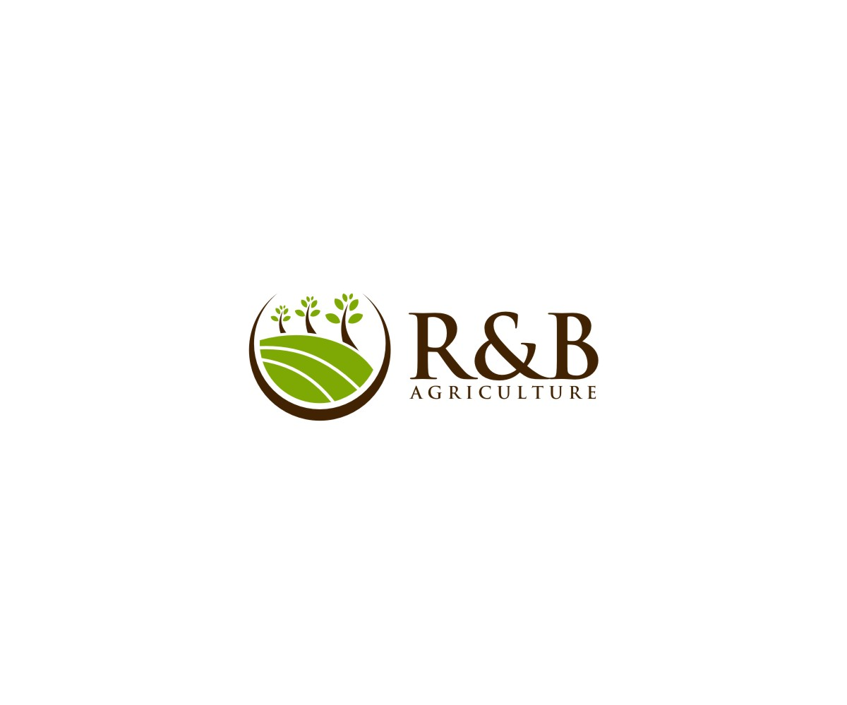 Logo Design by untung - Entry No. 89 in the Logo Design Contest Captivating Logo Design for R & B Agriculture.