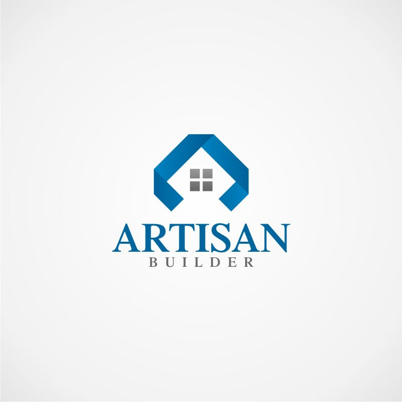 Logo Design by untung - Entry No. 4 in the Logo Design Contest Captivating Logo Design for Artisan Builders.