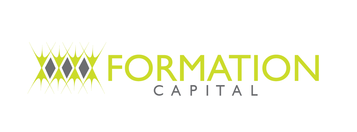Logo Design by Tim Holley - Entry No. 112 in the Logo Design Contest Inspiring Logo Design for Formation Capital.