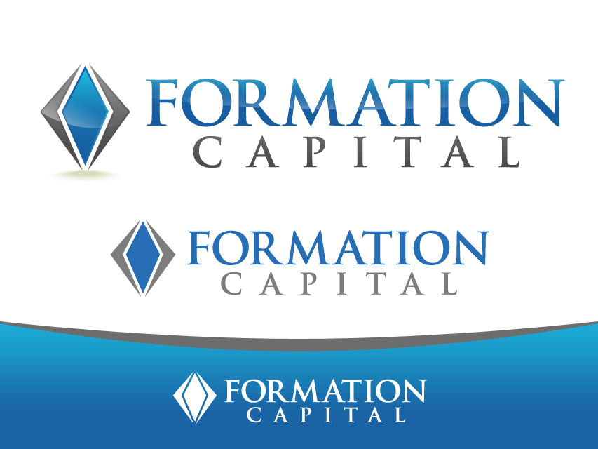 Logo Design by Richard Soriano - Entry No. 114 in the Logo Design Contest Inspiring Logo Design for Formation Capital.