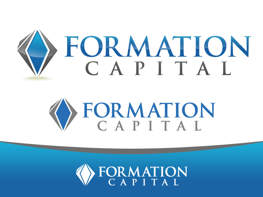 Logo Design by Richard Soriano - Entry No. 115 in the Logo Design Contest Inspiring Logo Design for Formation Capital.