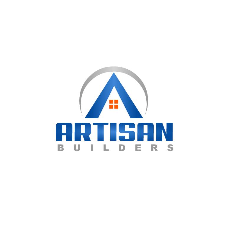 Logo Design by RAJU CHATTERJEE - Entry No. 5 in the Logo Design Contest Captivating Logo Design for Artisan Builders.
