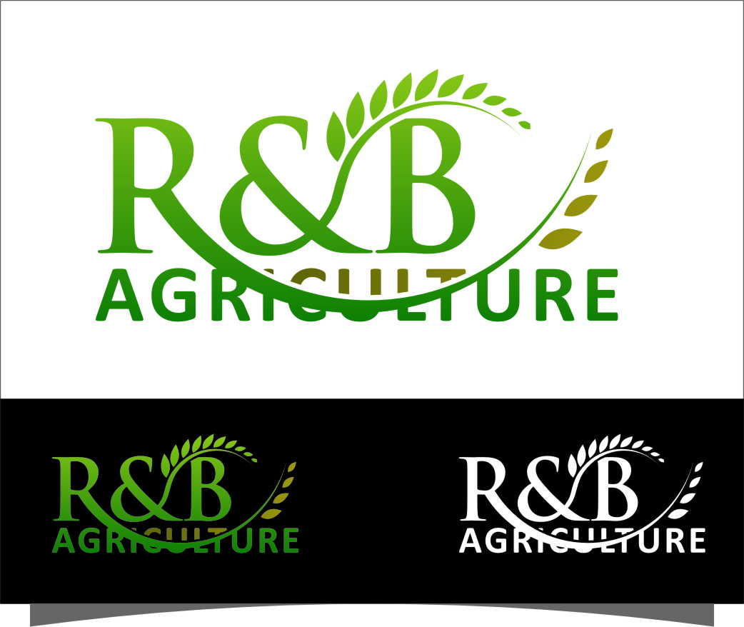 Logo Design by RasYa Muhammad Athaya - Entry No. 95 in the Logo Design Contest Captivating Logo Design for R & B Agriculture.