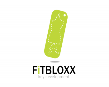 Logo Design by clbr - Entry No. 90 in the Logo Design Contest FitBloxx (creating block fits for the apparel industry).