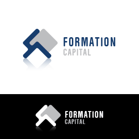 Logo Design by Francis Jun Bayron - Entry No. 123 in the Logo Design Contest Inspiring Logo Design for Formation Capital.