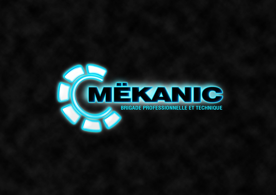 Logo Design by Respati Himawan - Entry No. 292 in the Logo Design Contest Creative Logo Design for MËKANIC - Professional and technical squad.