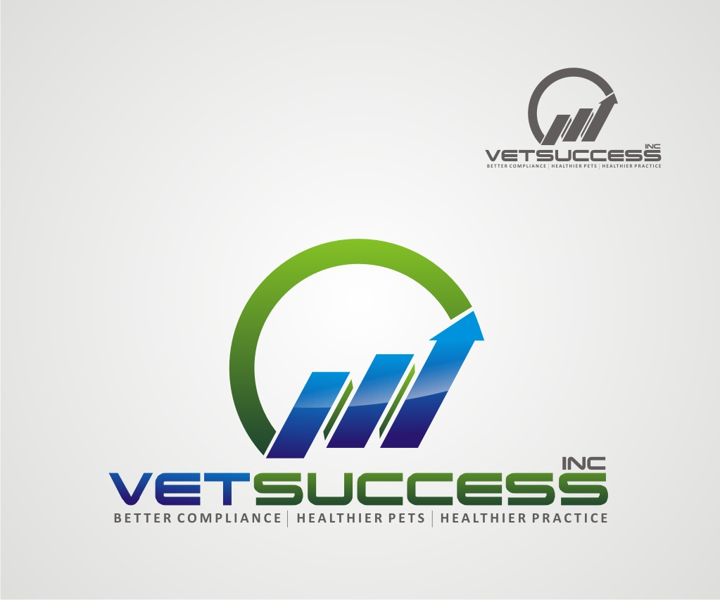 Logo Design by Reivan Ferdinan - Entry No. 26 in the Logo Design Contest Imaginative Logo Design for Vet Success Inc..