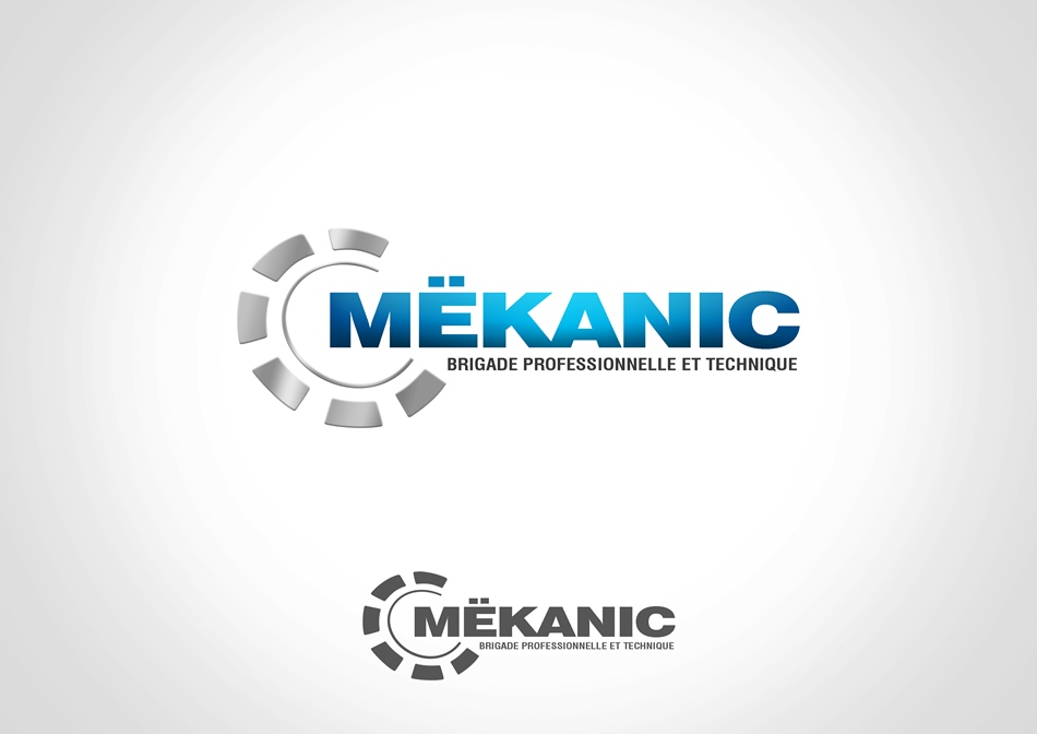Logo Design by Respati Himawan - Entry No. 293 in the Logo Design Contest Creative Logo Design for MËKANIC - Professional and technical squad.
