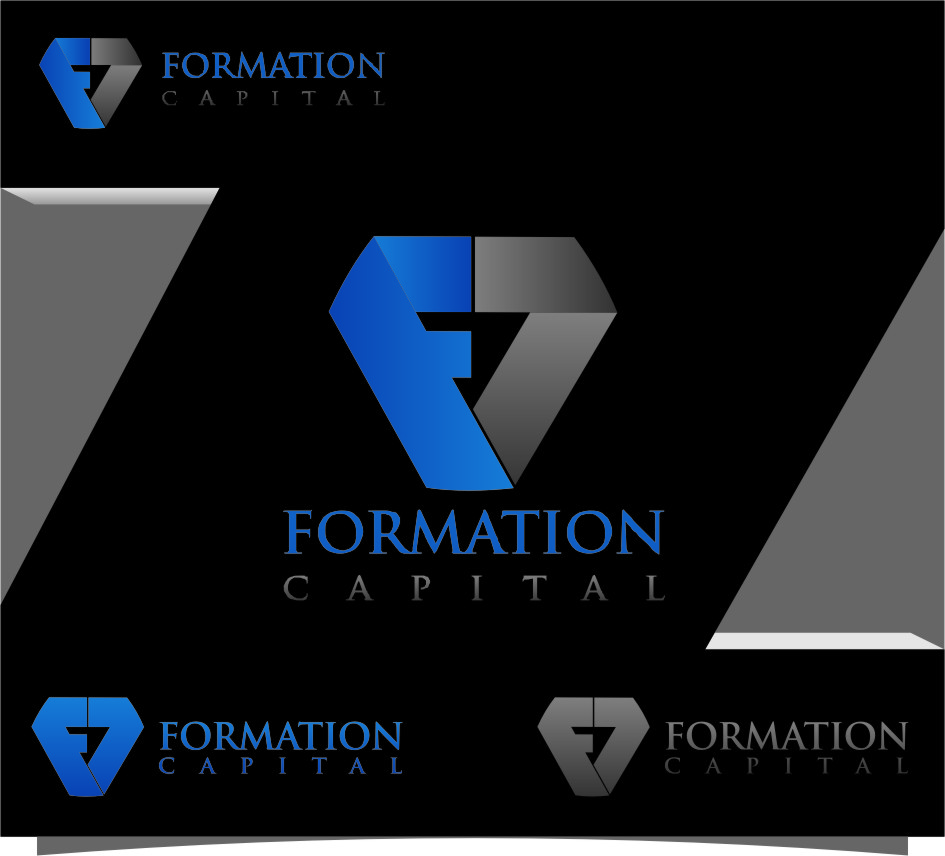 Logo Design by Ngepet_art - Entry No. 125 in the Logo Design Contest Inspiring Logo Design for Formation Capital.