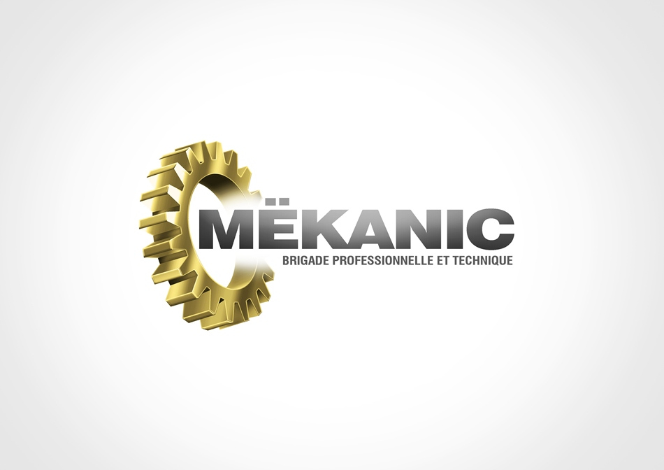 Logo Design by Respati Himawan - Entry No. 294 in the Logo Design Contest Creative Logo Design for MËKANIC - Professional and technical squad.