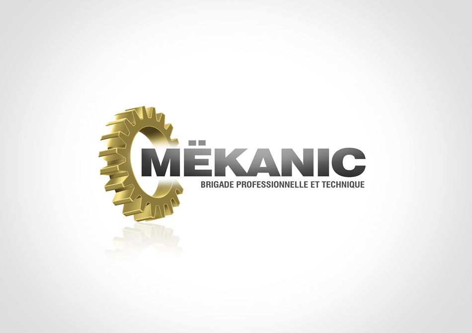 Logo Design by Respati Himawan - Entry No. 295 in the Logo Design Contest Creative Logo Design for MËKANIC - Professional and technical squad.