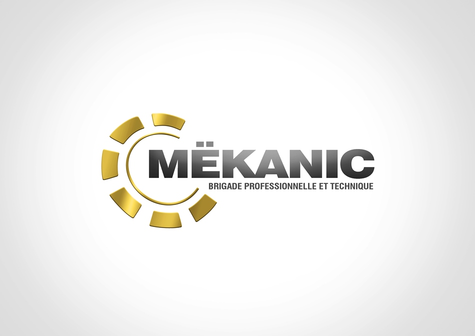 Logo Design by Respati Himawan - Entry No. 296 in the Logo Design Contest Creative Logo Design for MËKANIC - Professional and technical squad.