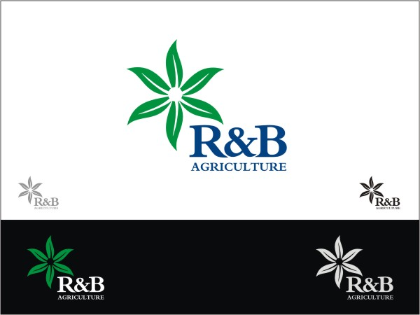 Logo Design by RED HORSE design studio - Entry No. 98 in the Logo Design Contest Captivating Logo Design for R & B Agriculture.