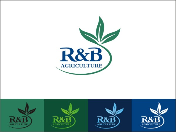 Logo Design by RED HORSE design studio - Entry No. 101 in the Logo Design Contest Captivating Logo Design for R & B Agriculture.